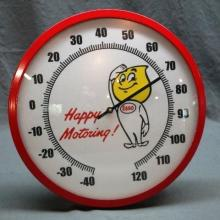 Esso Gasoline Fantasy Thermometer- NIB