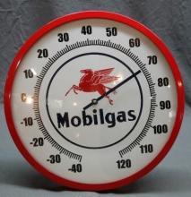 Mobilgas Pegasus Fantasy Thermometer- NIB
