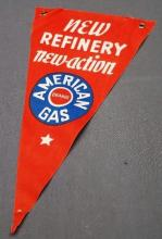 New Refiniery American Gas Penant
