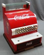 National Cash Register Restored in Coca Cola - working with Keys