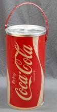 Coca Cola Soda Can Ice Bucket-