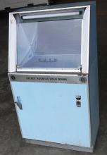 Unusual Coin Operated Soda Bottle Machine