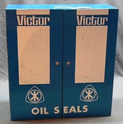 Victor Oil Seals Shop Cabinet