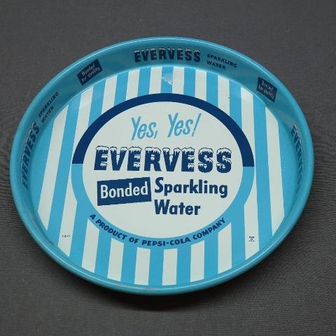 Yes! Yes! Evervess Sparkling Water Tray- Pepsi