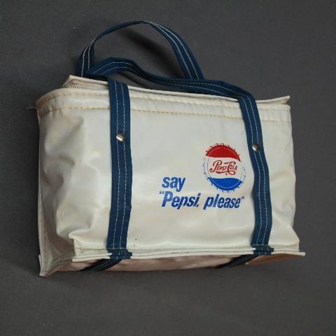 Say Pepsi Please Vinyl Lunchbox
