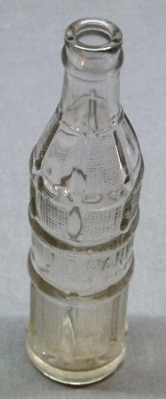 ot of 2 Early Bottles- J. Cranft Bottling Co & Chero Cola Water Bottle