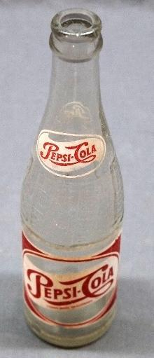 1940s PEPSI-COLA Bottle from JAMAICA