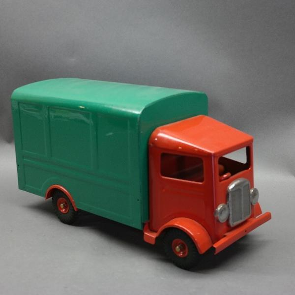 Triang Delivery Truck- Restored-with John Deere Decals