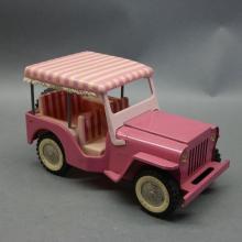Tonka Pink Surrey Jeep
