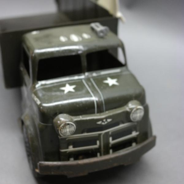 Lumar Army Truck- Original