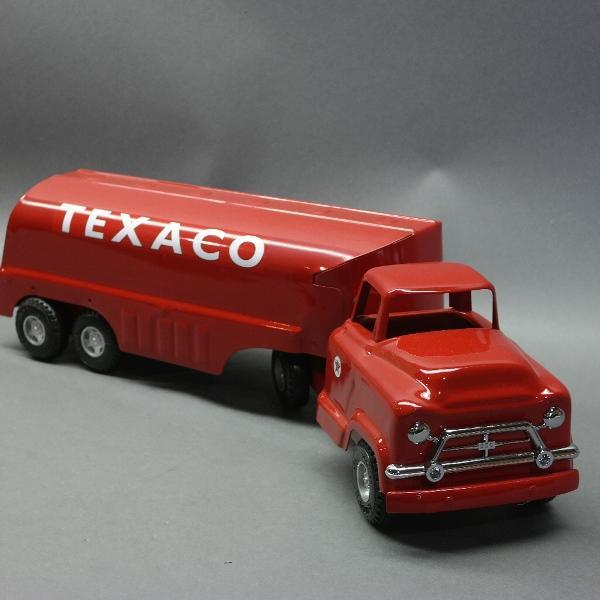 Buddy L Texaco Tanker Semi Truck-Restored