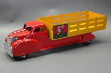 Marx Coca Cola Stake Side Delivery Truck