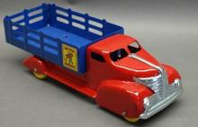 Marx Motor Market Express Delivery Truck- Restore