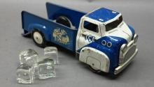 Wyandotte Igloo Ice Company Delivery Truck
