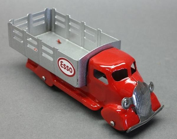 Marx Stake Side Studebaker Cab Over Esso Delivery Truck- Restored