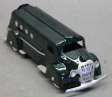 Wyandotte Delivery Van Bank- Restored