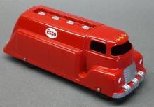 Slik Toys Esso Oil Tanker Truck- Restored