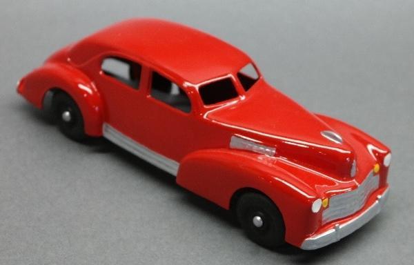 Hubley Sedan- Restored