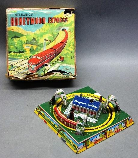 Early Line Mar Honeymoon Express with Original Box