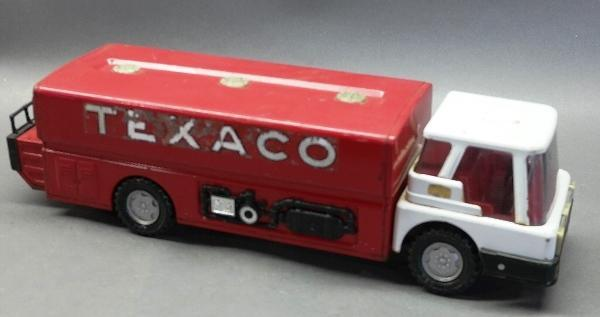 Steerable Buddy L Texaco Tanker Truck