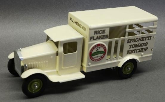 Heinz 57 Truck- Modern Issue by Metal craft