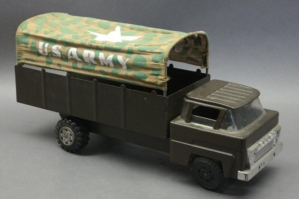 Marx US Army Transport Truck- Original