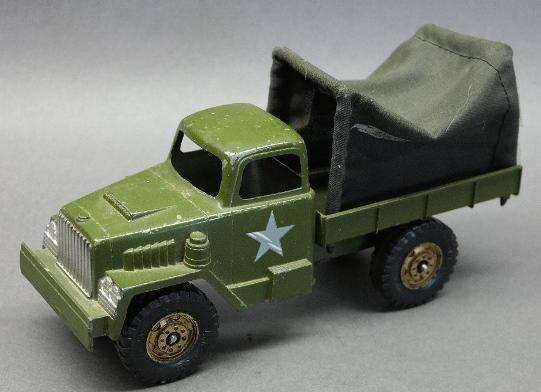 Hubley US Army Truck with Canopy