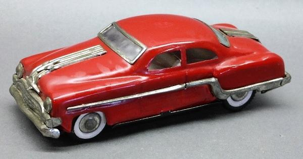 Japan Tin Friction Car by Bandai