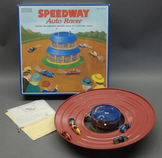 Speedway Auto Racer by Schilling
