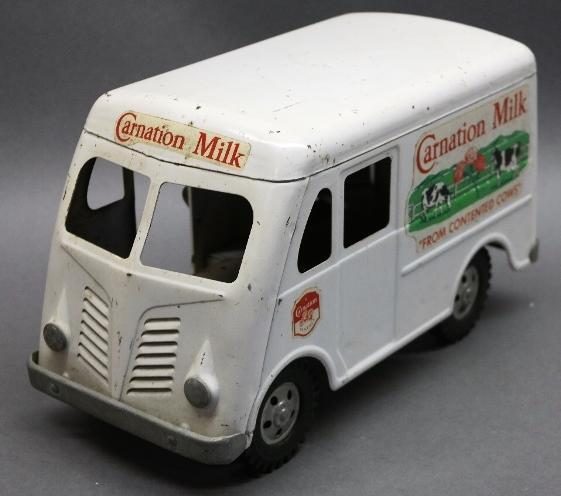 TONKA Carnation Milk Delivery Van