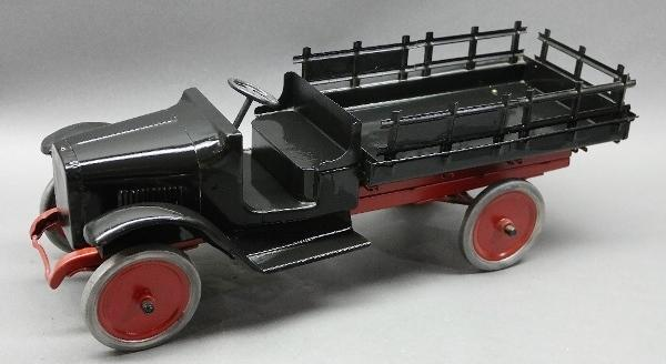 BUDDY L Stake-Side Lumber Truck-Restored