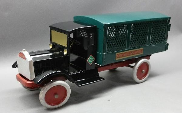 KEYSTONE Overland Railway Express Truck-Restored
