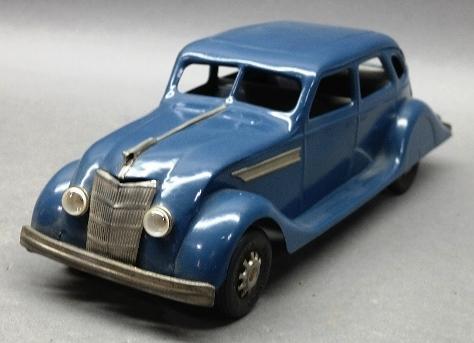 KINGSBURY Chrysler Airflow-Light Up Version