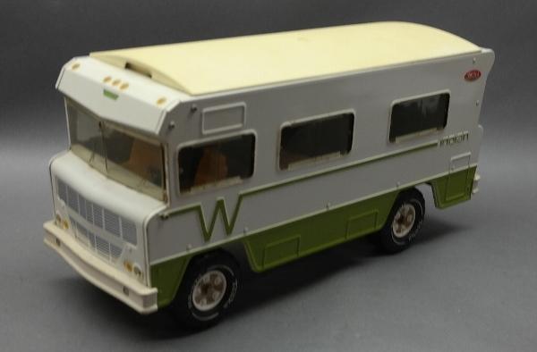 Tonka Winnebago Indian Camper RV Truck