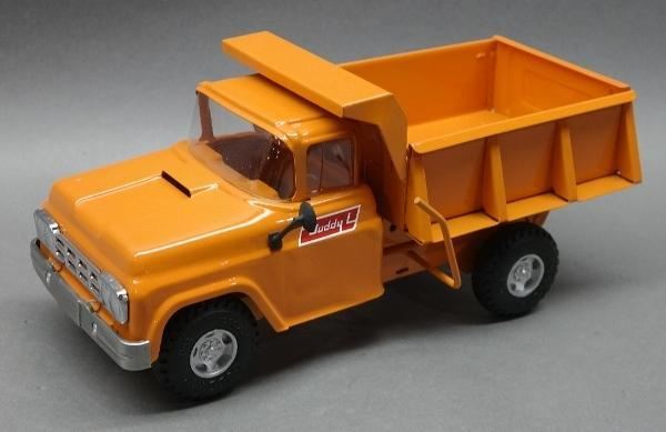 Buddy L Dump Truck- Restored