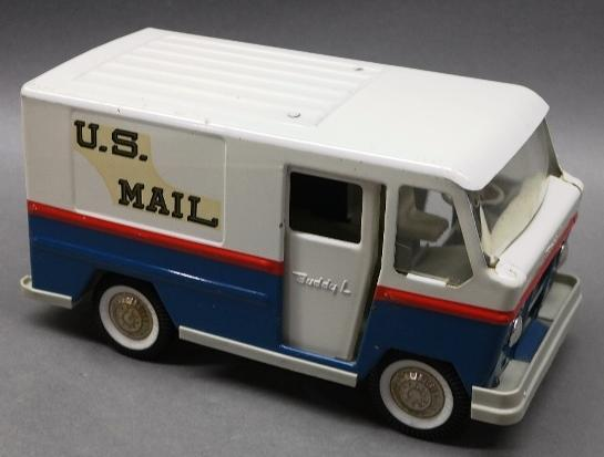 Buddy L US Mail Delivery Van
