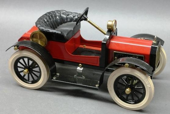 CG Original Historic Automobile- Early Ford Touring Car