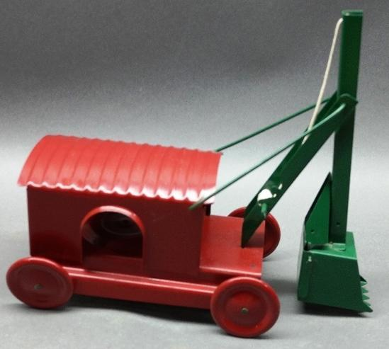 Turner Steam Shovel- Restored