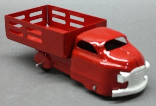 Wyandotte Stake Side Pick up Truck - Restored