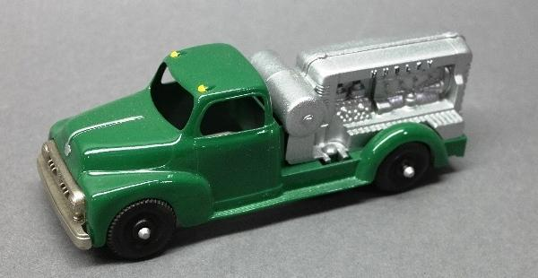Rare Hubley Compressor Truck- Restoed