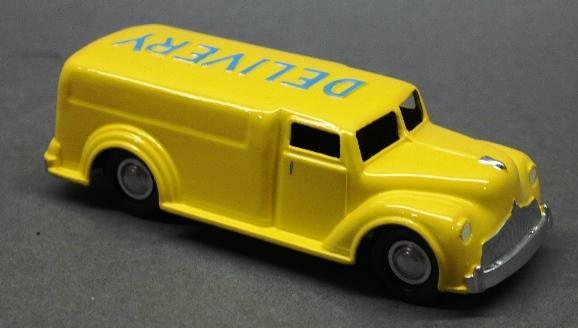 Renwal Delivery Truck- Restored