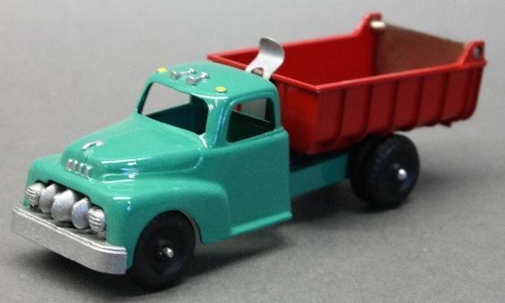 Hubley Dump Truck- Restored