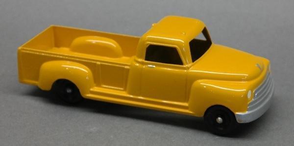 Tootsie Toy Pick Up Truck- Restored