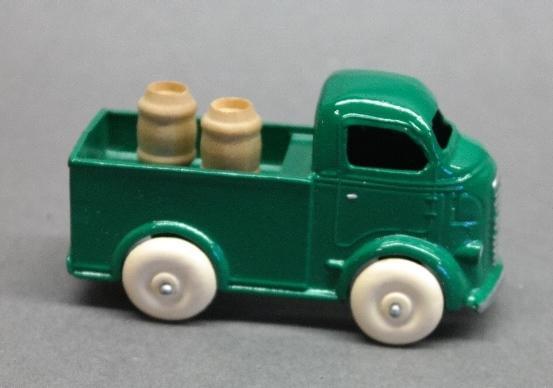 Barclay Barrel Truck- Restored