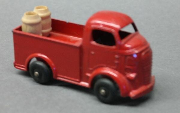 Barclay Barrel Truck - Original