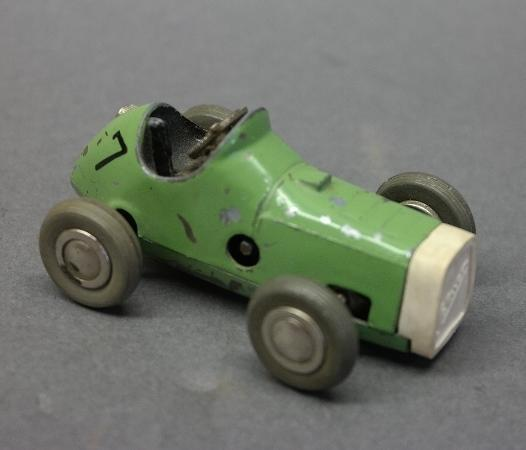 Original SCHUCO Micro Racer Wind-Up Race Car