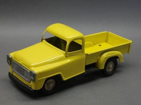 Structo Barrel Truck- Custom