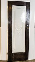 American Glass Window Door