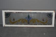 Argentine Stain Glass Window