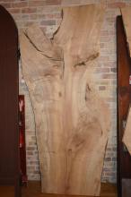 American Slab Cut Wood Panel